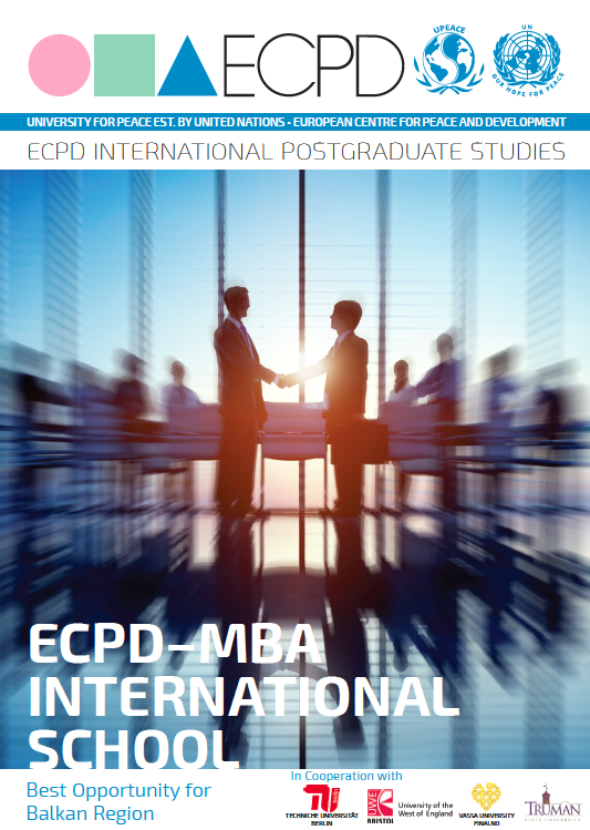 ECPD - MBA International School