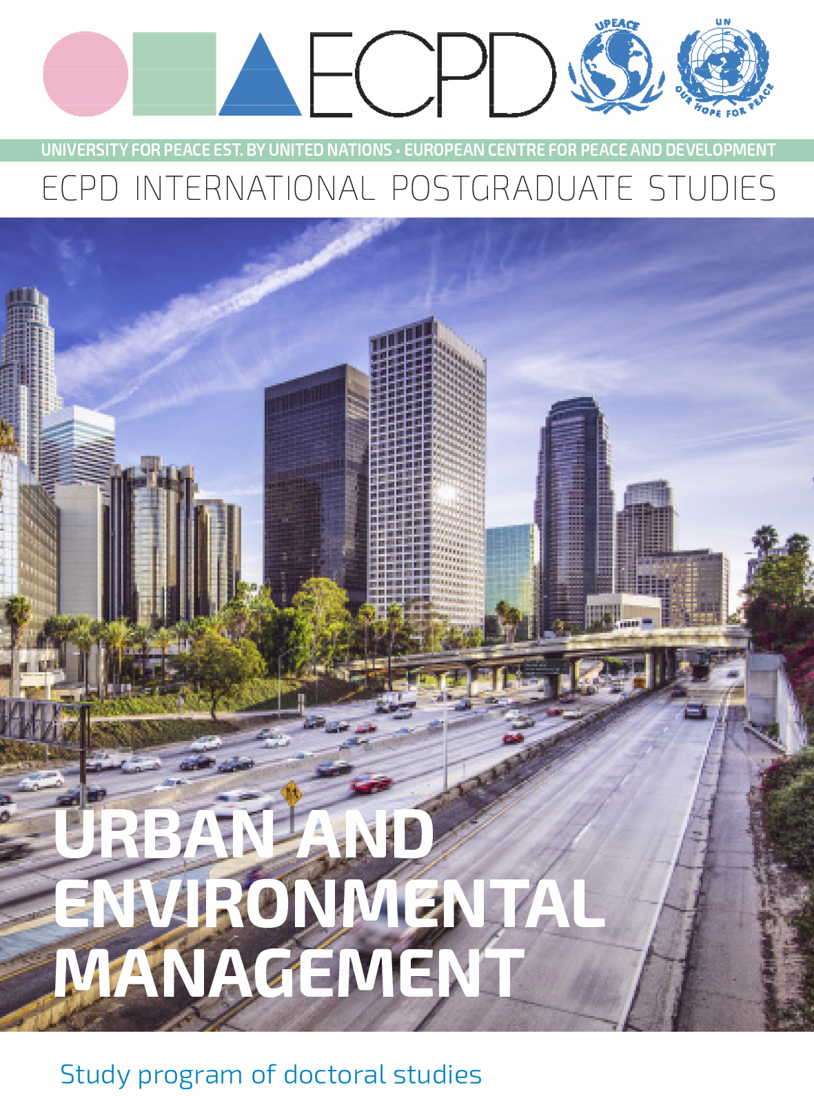 Urban and Environmental Management